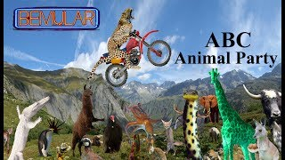 Скачать Bemular ABC Animal Party For Kids AND Adults