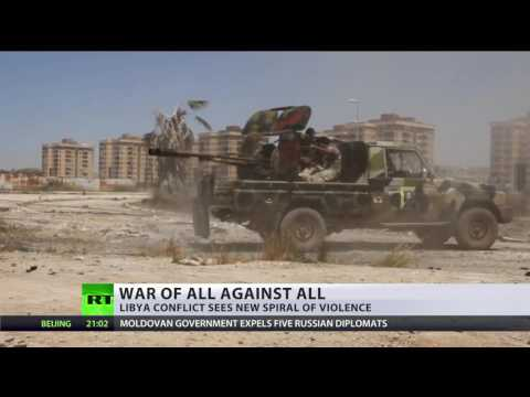 War of all against all: Whirlpool of violence in Libya