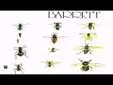 "Syd Barrett - Barrett ""Full Album"""
