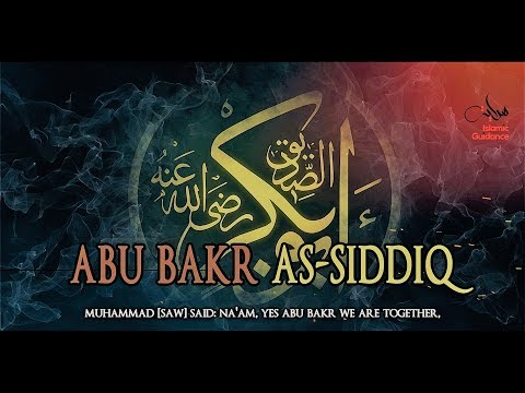 Abu Bakr As-Siddiq RA