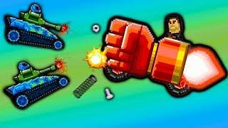 Drive Ahead БЕЗУМИЕ РАЗРАБОТЧИКОВ Мультик игра для детей про машинки и Битву пиксельных Тачек