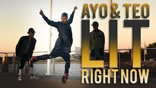 Ayo & Teo - Lit Right Now (Dance Music Video)   NEXT: Better Off Alone