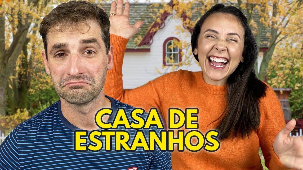 PORQUE PARAMOS DE FICAR NA CASA DE ESTRANHOS  | Travel and Share