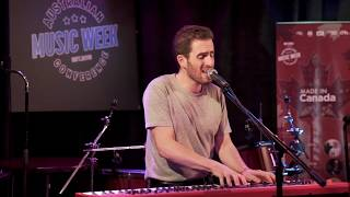Luca Fogale Live at Australian Music Week
