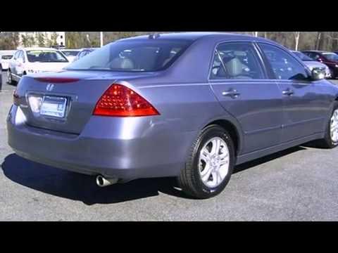 2007 Honda Accord 2 4 Ex L Navi In Warner Robins Ga 31088