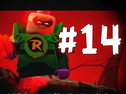 LEGO BATMAN 3 - BEYOND GOTHAM - PART 14 - ALL THE RAGE! (HD)