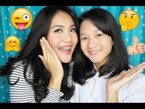 MAKEUP KE SEKOLAH (REMAJA) FRESH & SEHAT 2017 / INDONESIA