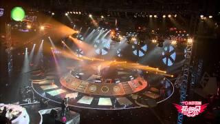汪小敏《让一切随风》2011花儿朵朵全国总决赛第五场 (8強進7強)
