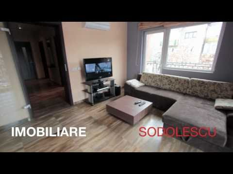 Penthouse de lux de inchiriat 650 Euro / luna