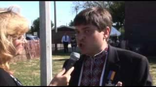 Ukrainian Fest Independent Radio Interview Stepan Bandera PartA
