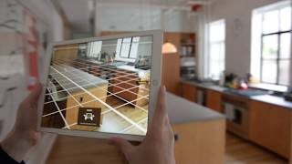 AR Trace Turns Your iPad into a Virtual Perspective Finder to Help You Draw Like a Pro