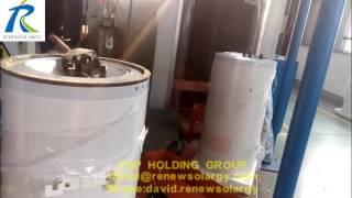 Электрический нагреватель воды Вспенивание машина