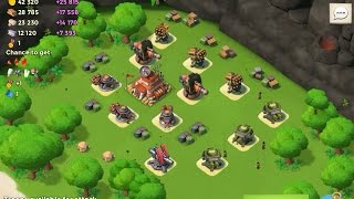 "How to Beat ""DOUBLE BOOM"" Base LVL 45 - Boom Beach"