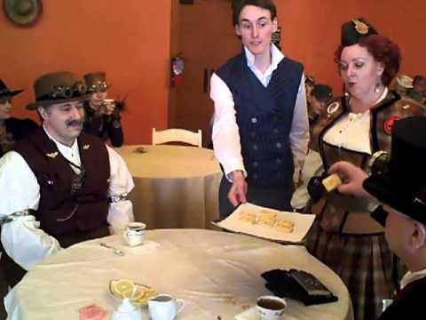 Tucson Steampunk Society Tea Duel @ WWWCII