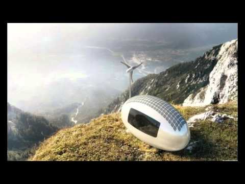 Survival Tactics: Solar-Powered Ecocapsules That Let You Live Off-Grid Anywhere