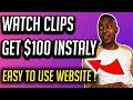Make money instantly watching short videos online [PayPal Cash Fast]