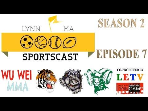 Lynn MA Sportscast | Season 2, Episode 7 (4/13/2015)