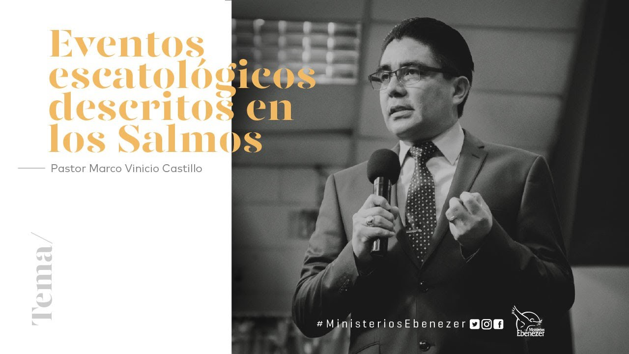 Pastor Marco Vinicio Castillo - 4to. Servicio. Domingo 16-07-2017 ...