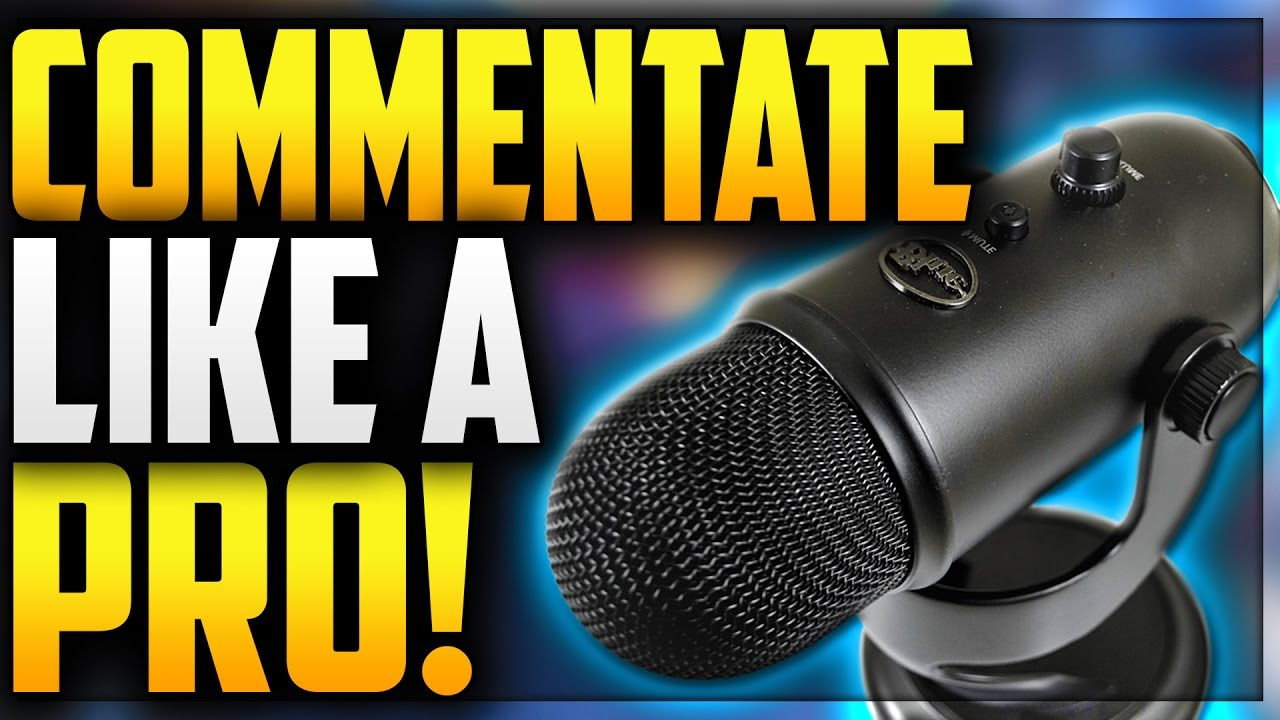 Download HOW TO COMMENTATE LIKE A PROFESSIONAL ON YOUTUBE?! TIPS TO IMPROVE YOUR YOUTUBE COMMENTATING SKILLS!