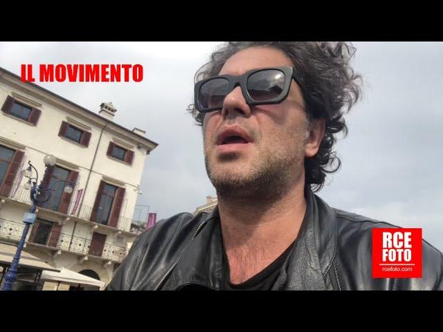 Marco Monari - Il movimento