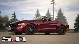 2018 Ford Mustang GT Convertible - A Proper Open-Top Driver's Car