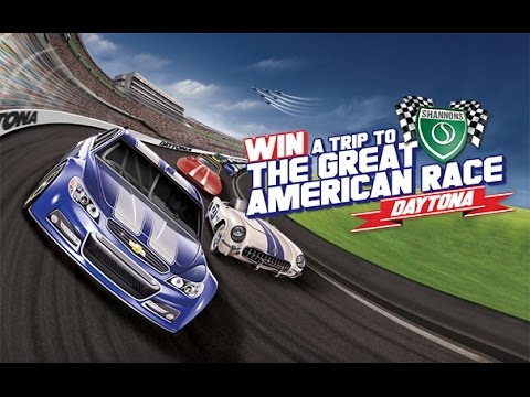 Win A Trip To The Great American Race - Daytona 500