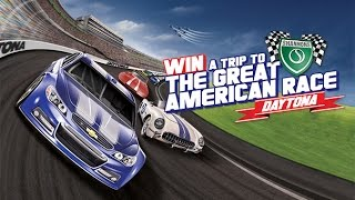 Win a trip to The Great American Race - Daytona 500