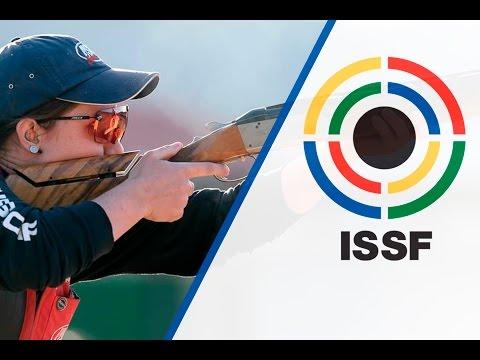 Skeet Women Final - 2016 ISSF Shotgun World Cup in Nicosia (CYP)