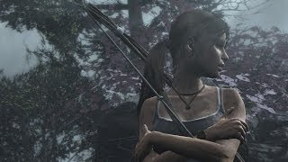 Tomb Raider Multiplayer - Lara leaves