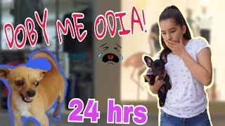 24 HORAS SIENDO NIÑERA DE MÍA / NatalyPop