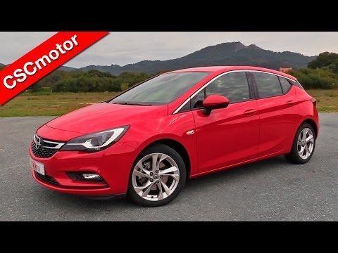 Opel Astra - 2017 | Revisión en...