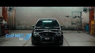 Starstreet Car Review : Golf R32 MK5 Pekin Ibrahim, with Exhaust Sound!! (English Subs)
