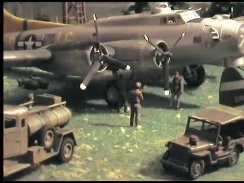 Airports of ww2 german, american, Korea, Vietnam & Harriers