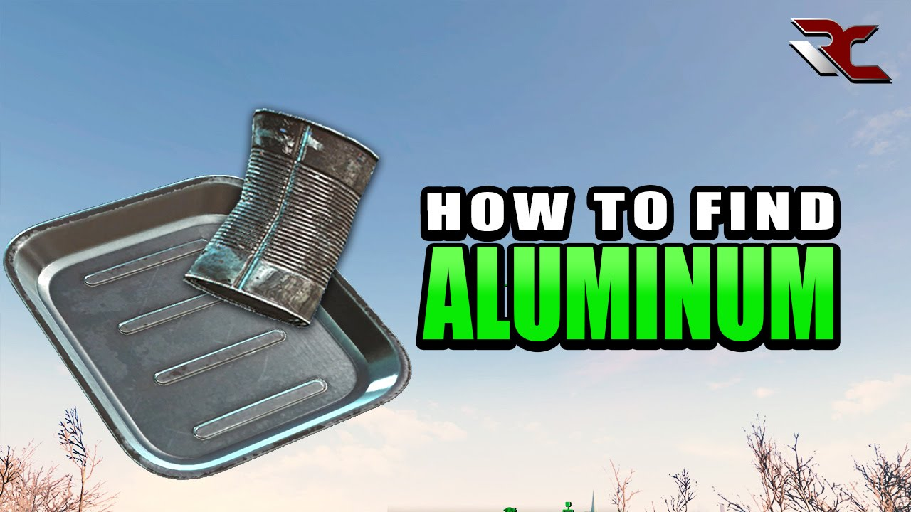 Any one know a good place/way to find aluminum? :: Fallout ...