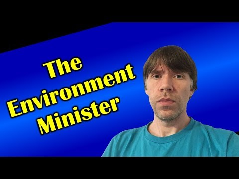 A Reading of Ariadne: The Environment Minister