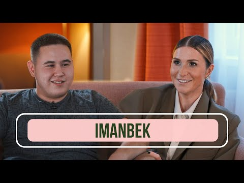 Imanbek - О «Грэмми» в 20 лет, треке с Моргенштерном и обиде Скриптонита