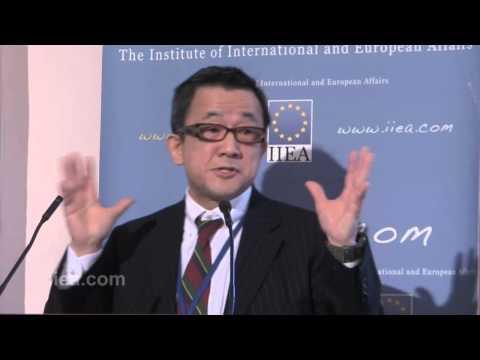Aiichiro Yamamoto on EU-Japan Relations
