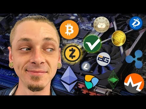 What Cryptos Should You Mine? Zcash, Bitcoin Gold, Vertcoin...What?!
