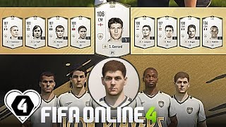 FIFA ONLINE 4: TEST HÀNG FO4 ICON Vs Steven Gerrard ICON Trong FO4 - ShopTayCam.com