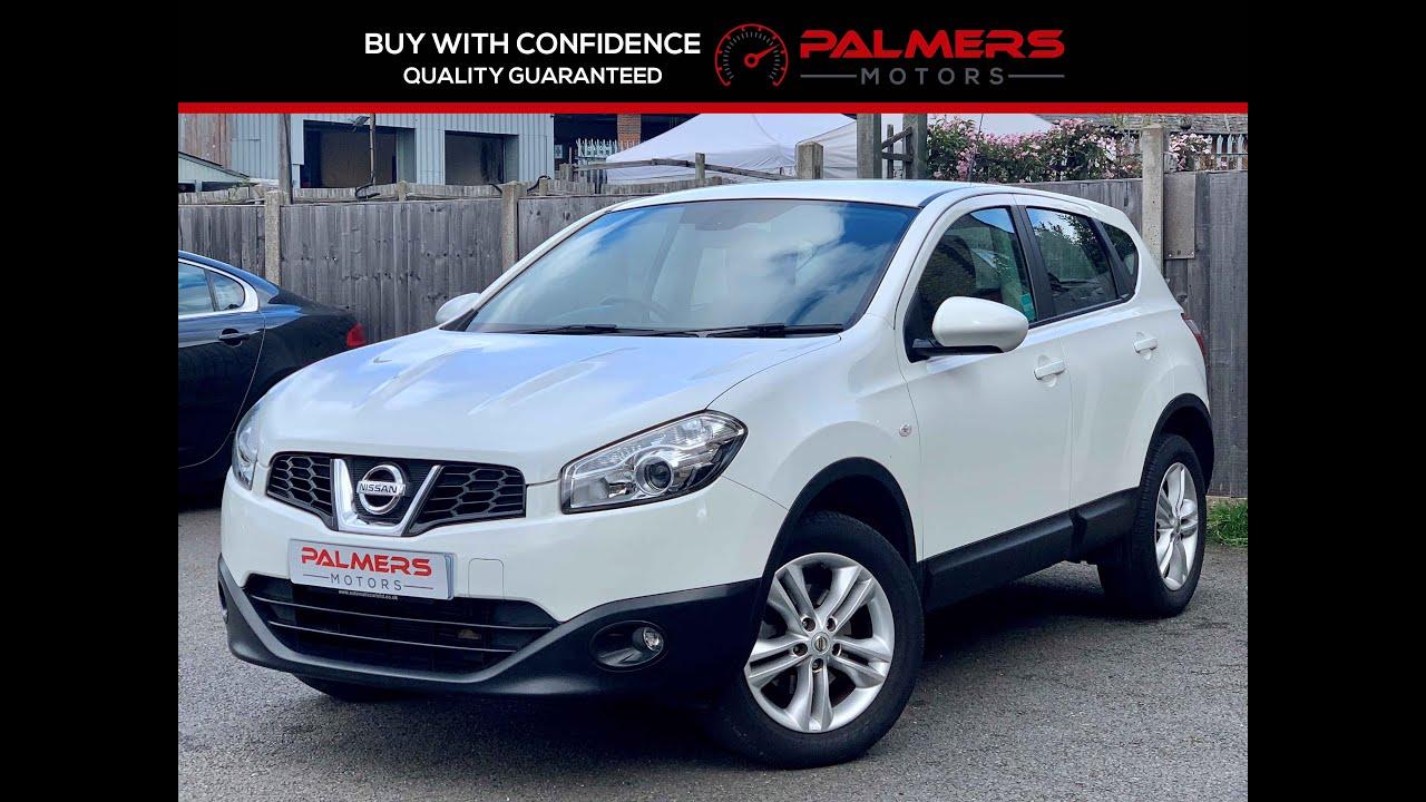 Nissan Qashqai 1.6 Acenta CVT 2WD 5dr | Palmers Motors | FOR SALE