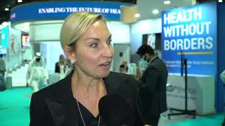 Health Plus IMA talk to Arab Health TV