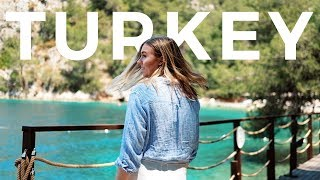 My First Time in TURKEY | Sunny Getaway to Fethiye Video
