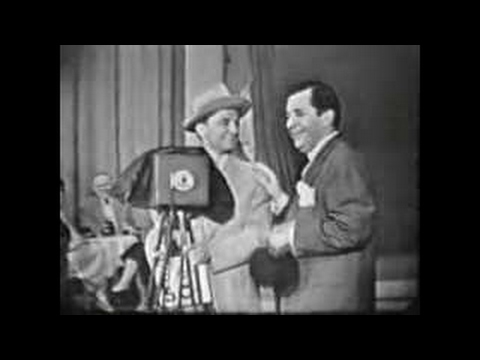 Morey Amsterdam Show from 1950 with Art Carney (video)