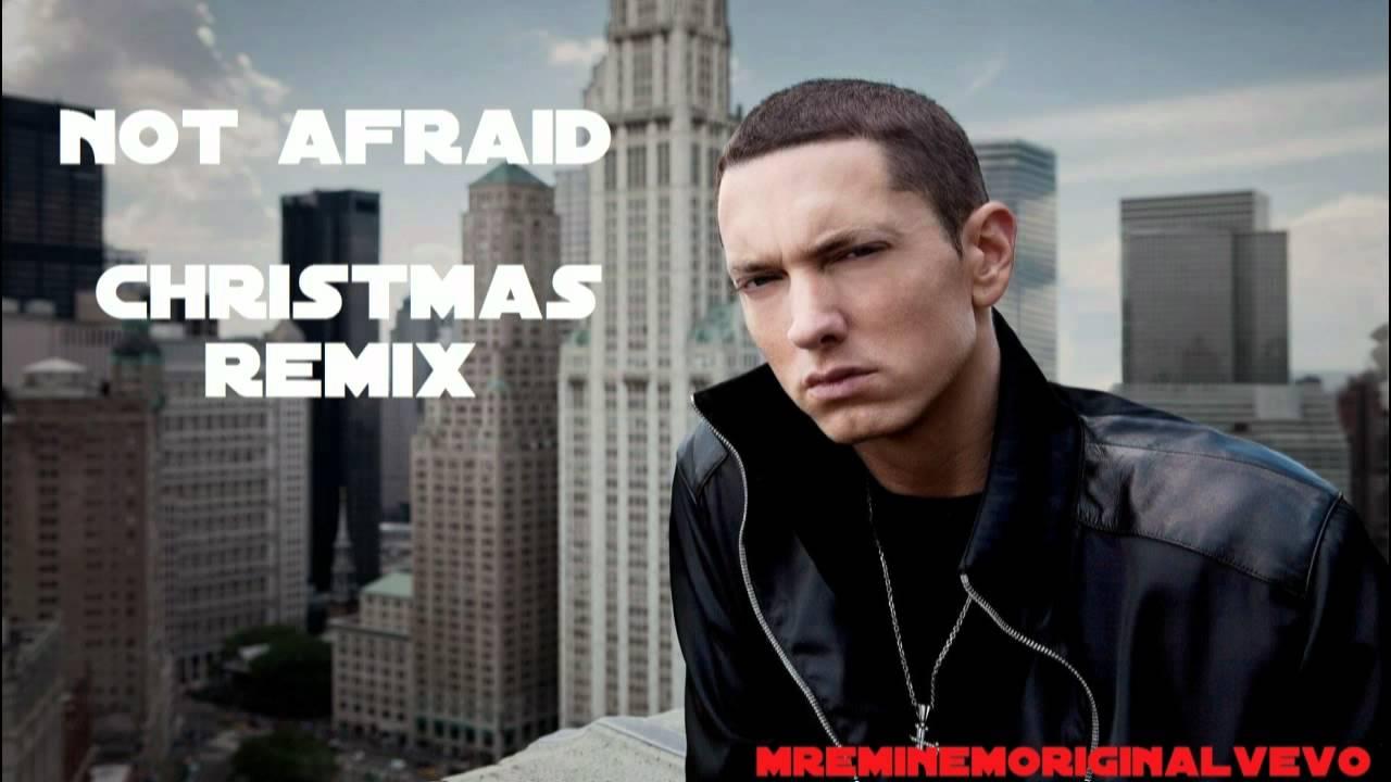 Eminem - Not Afraid (Christmas Remix) - YouTube