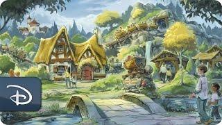 Imagineers Sneak Peek Inside Seven Dwarfs Mine Train, and more | Walt Disney World | Disney Parks