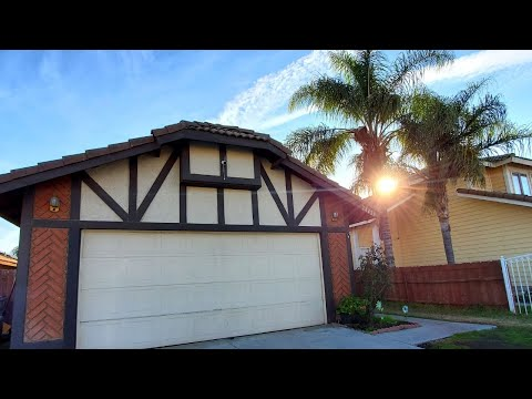 Houses For Sale In California - Moreno Valley CA