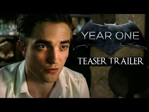 The Batman(2021) – TEASER TRAILER – Robert Pattinson, Joaquin Phoenix Film (CONCEPT)