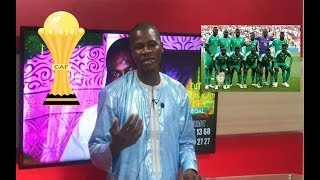 CAN 2019:Serigne Abdoulaye diop donne sont avis
