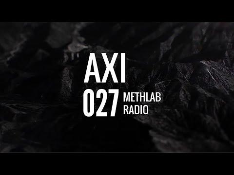 Axi - MethLab Radio Mix 027 [Neurofunk Mix 2015]