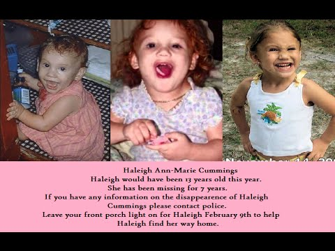 Missing girl haleigh cummings